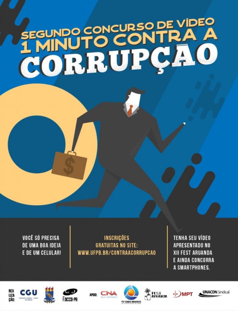 Concurso de Videos contra a Corrupção