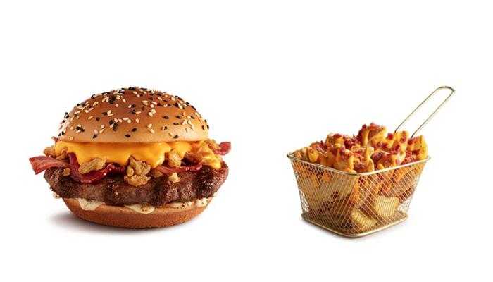 Picanha, Cheddar e Bacon no novo sanduíche do McDonald´s